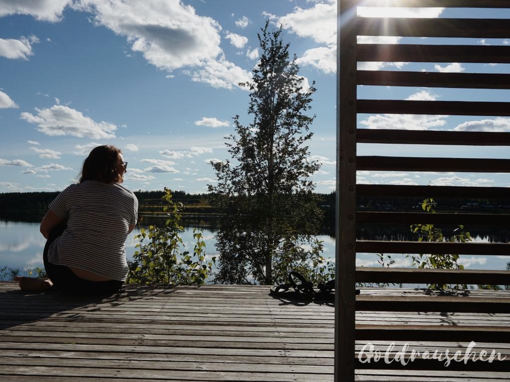 Sommerurlaub in Schwedisch-Lappland