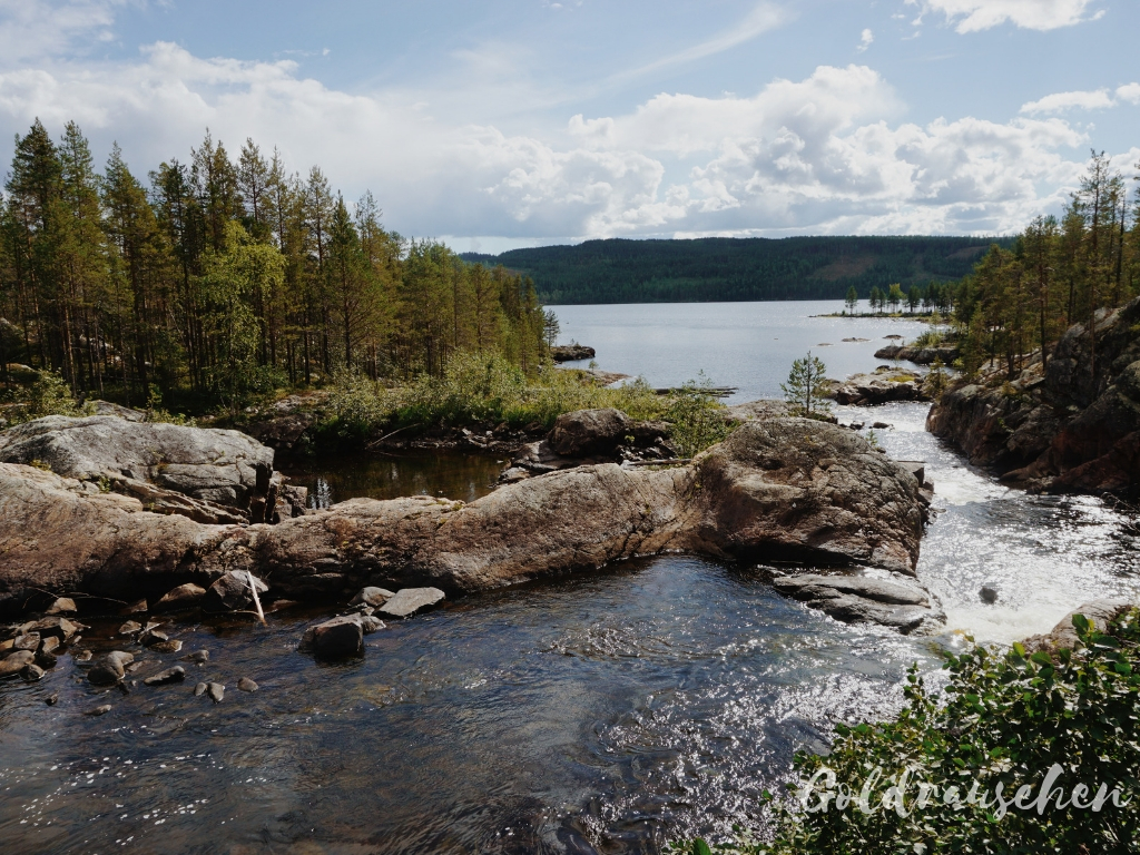 Nationalpark Muddus Schwedisch-Lappland