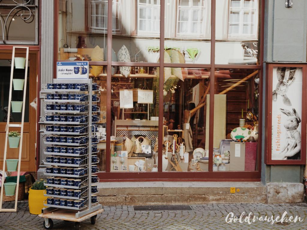 Bohl Accessoires Eisenach von außen